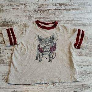 Boys Hanna Andersson tee shirt size 100